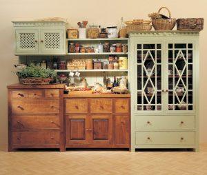 אודות נגריית אליה: מטבח כפרי
