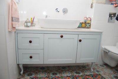 ארונות אמבטיה כפריים